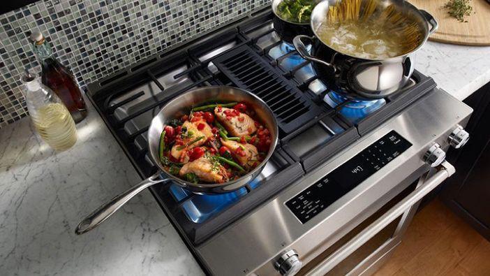 range-stove